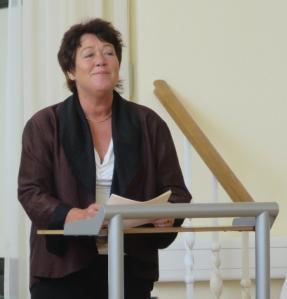 Jubiläumsfeier 50 Jahre Oberurseler Bürgergemeinschaft am 30. Oktober 2016 im Rathaus Oberursel, Georg-Hieronymi-Saal.